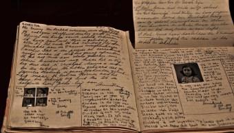 Publican diario de Ana Frank en versión original completa