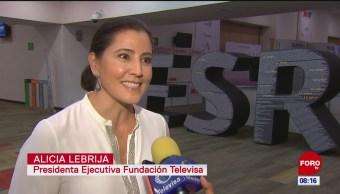 Recibe Fundación Televisa distinción 'Caracol de Plata'