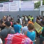 Foto: Refuerzan seguridad es estación migratoria de Tapachula