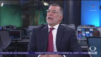 Ojalá esté muy bien integrada la carpeta contra Emilio Lozoya: René Delgado