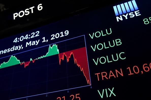 Acciones mexicanas en Wall Street registran altibajos