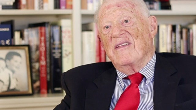 Muere Robert Bernstein, editor y fundador de Human Rights Watch