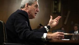 "Foto: El fiscal especial de la llamada ""trama rusa"", Robert Mueller,mayo 5 de 2019 (Getty Images)"