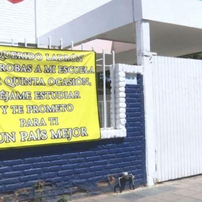 Los robos a escuelas aumentan en Guanajuato