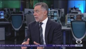 Salida de Germán Martínez del IMSS, una triste perdida, dice René Delgado