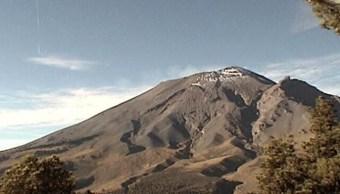 Foto Semáforo de alerta volcánica del Popocatépetl cambia a Amarillo Fase 2 7 de mayo 2019