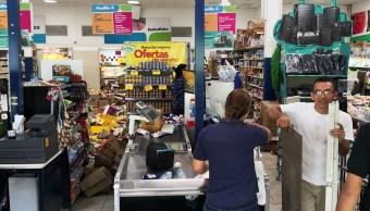 Foto: Los primeros reportes del Centro de Operaciones de Emergencia del Sistema Nacional de Protección Civil (Sinaproc) de Panamá confirmaron que cinco personas resultaron heridas, el 12 de mayo de 2019 (AP)