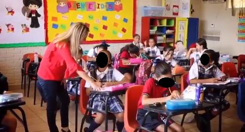 FOTO SNTE anuncia incremento salarial para maestros (@SnteNacional 15 mayo 2019)