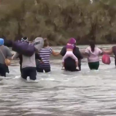 Suman 5 niños muertos tras ahogarse en frontera de Piedras Negras, Coahuila
