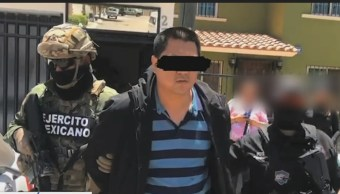 Taiwanés detenido en Culiacán, Sinaloa, 9 de mayo 2019. FOROtv