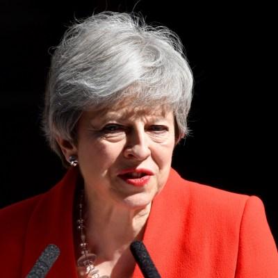 Theresa May dimitirá el próximo 7 de junio