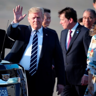 Trump apelará decisión de juez sobre bloqueo de fondos para muro en frontera
