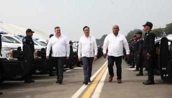 Nuevas-patrullas-Cuitlahuac-Garcia-seguridad-Veracruz