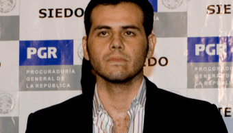 Foto: Vicente Zambada Niebla, 'El Vicentillo', 19 de marzo de 2009, Ciudad de México