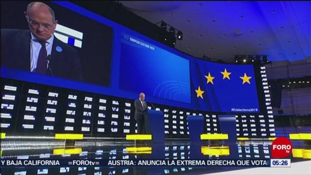 Votaron más de 200 millones de europeos este domingo