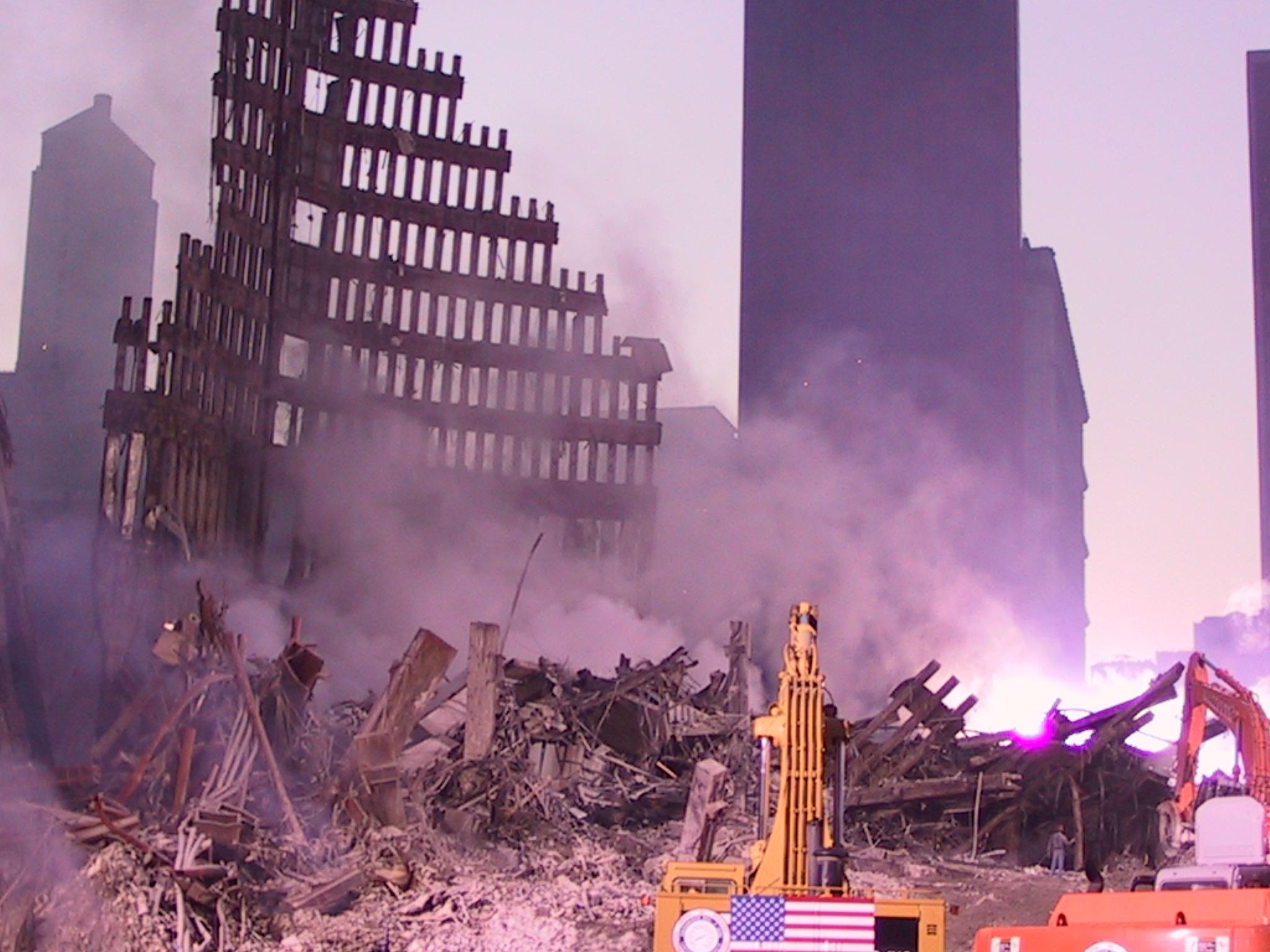 foto fotos ineditas de los atentados del 11s en nueva york 20 junio 2019