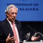 FOTO El pueblo está 'embelesado' por AMLO: Vargas Llosa 31 MAYO 2019