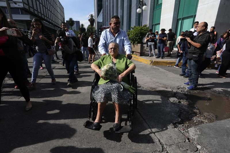 FOTO María Consuelo Loera Pérez madre del chapo 1 JUNIO 2019