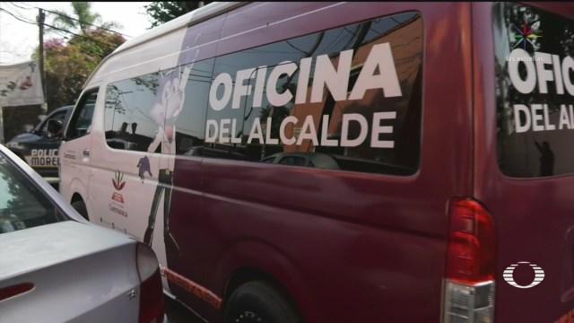 Foto: Alcalde Cuernavaca Atiende Oficina Móvil 18 Junio 2019