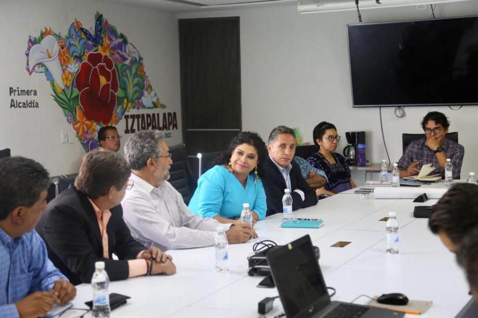Foto Alcaldes de Iztapalapa, Tláhuac y Coyoacán por corte de agua 25 junio 2019