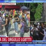 FOTO: Alistan marcha del orgullo LGBTTTI en CDMX, 29 Junio 2019