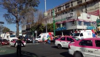 Ambulancias patito se roban a los pacientes y hacen su negocio