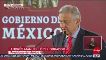 AMLO anuncia reunión con gobernadores sobre plan de migración