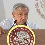 Foto: El presidente Andrés Manuel López Obrador exhorta nuevamente a tratar bien a los migrantes, el 15 de junio de 2019 (Gobierno de México YouTube)