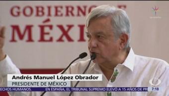 AMLO no considera 'gravísimo' tema de sargazo en Quintana Roo