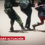 Foto: Amlo Guardia Nacional Migrantes Frontera 25 Junio 2019