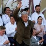 Foto: El presidente de México encabeza en Tijuana acto en defensa de la dignidad de México y por la amistad con el pueblo de EU. (Reuters)