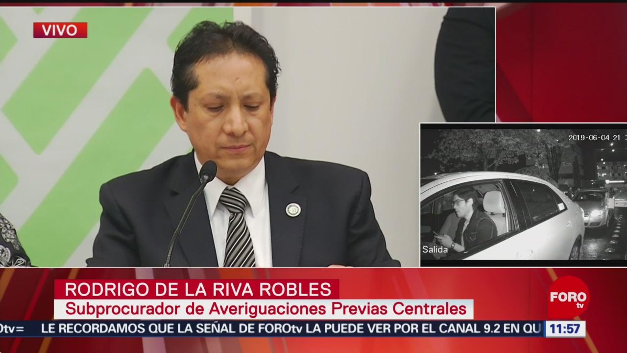 Anuncian investigaciones del secuestro y asesinato de Norberto Ronquillo