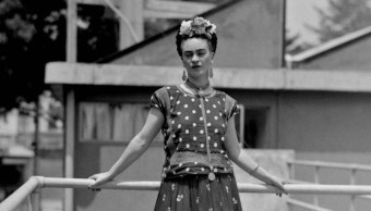 Foto: La pintora mexicana Frida Kahlo, 14 de abril de 1939, Ciudad de México