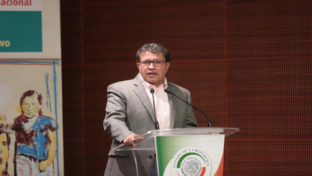 Foto Aprobación T-MEC, señal de unidad en México dice Ricardo Monreal 20 junio 2019