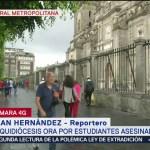 Foto: Arquidiócesis Ora Por Estudiantes Asesinados 13 Junio 2019