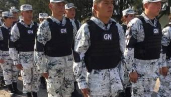 FOTO Arranque formal de Guardia Nacional inicia con ceremonia en Campo Marte, este domingo (Twitter)