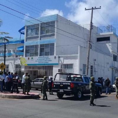 Envían paquete explosivo a director de Colegio de Bachilleres en Chetumal