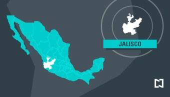 IMAGEN Asesinan a 2 personas casa de El Salto, Jalisco (Noticieros Televisa 2016)