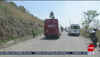 Foto: Asesinan Líder Transportistas Jilotzingo Edomex 20 Junio 2019