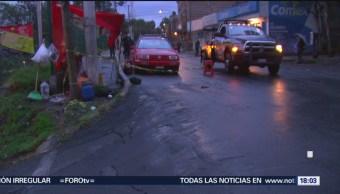 FOTO: Asesinan a pareja y a su bebé en la Ciudad de México, 15 Junio 2019