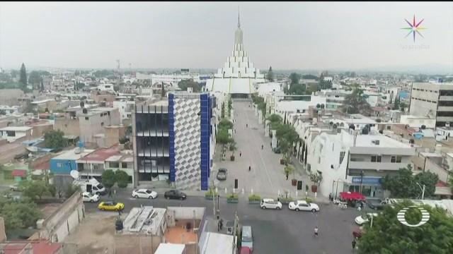 Foto: Sede Iglesia Luz Del Mundo Guadalajara 6 Junio 2019