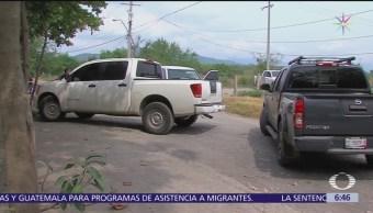 Ataque en Tecomán, Colima, deja dos muertos y 5 heridos