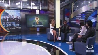 Beto Cuevas y Kalima hablan de 'Jesucristo, Súper Estrella' en Al Aire