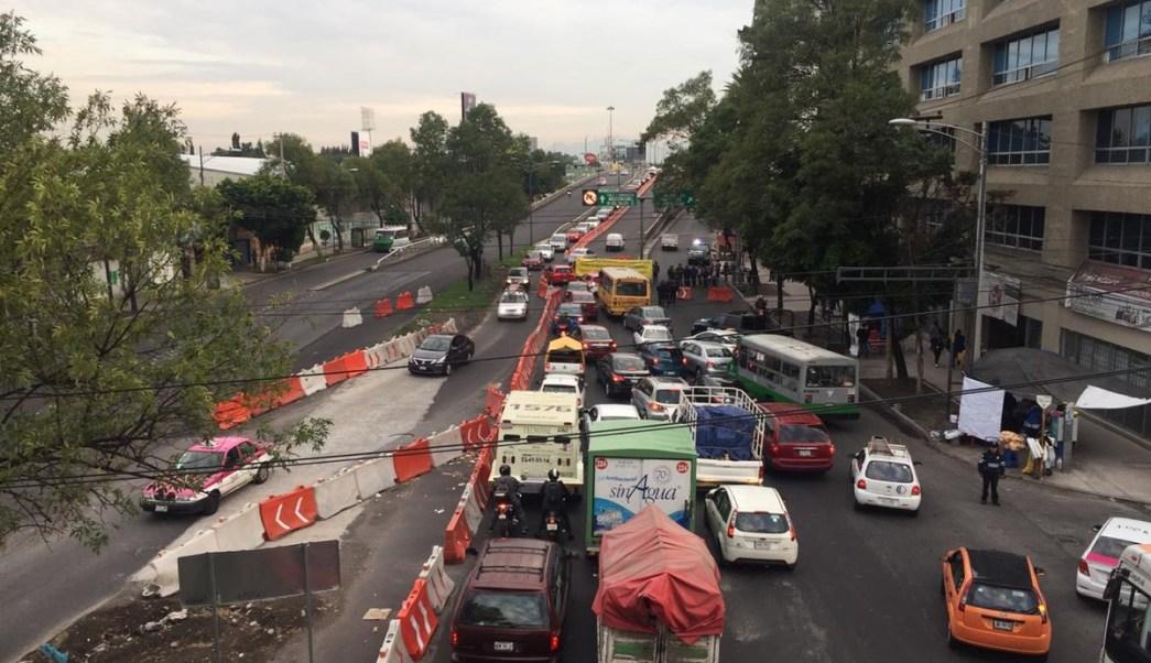 Foto Marchas y bloqueos afectan vialidades en CDMX 26 junio 2019
