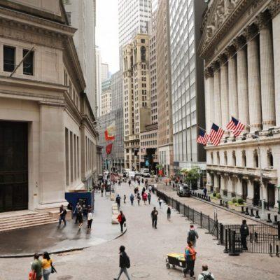 Wall Street cierra en rojo y el Dow Jones baja 0.17%