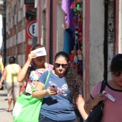 Calor extremo en Yucatán causa temperaturas superiores a 40 grados