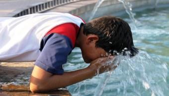 Temperaturas superan los 43 grados en Sonora