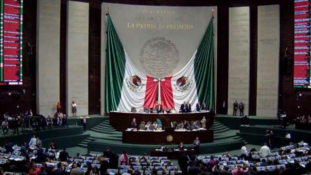 Foto: PVEM propone bajar gasto por energía eléctrica en San Lázaro, el 21 de junio de 2019. (Cámara Diputados YouTube)
