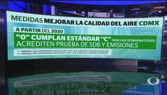 Foto: Came Medidas Mejorar Calidad Aire Cdmx 4 Junio 2019