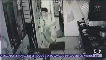 Captan a hombre que robó casa en Oaxaca
